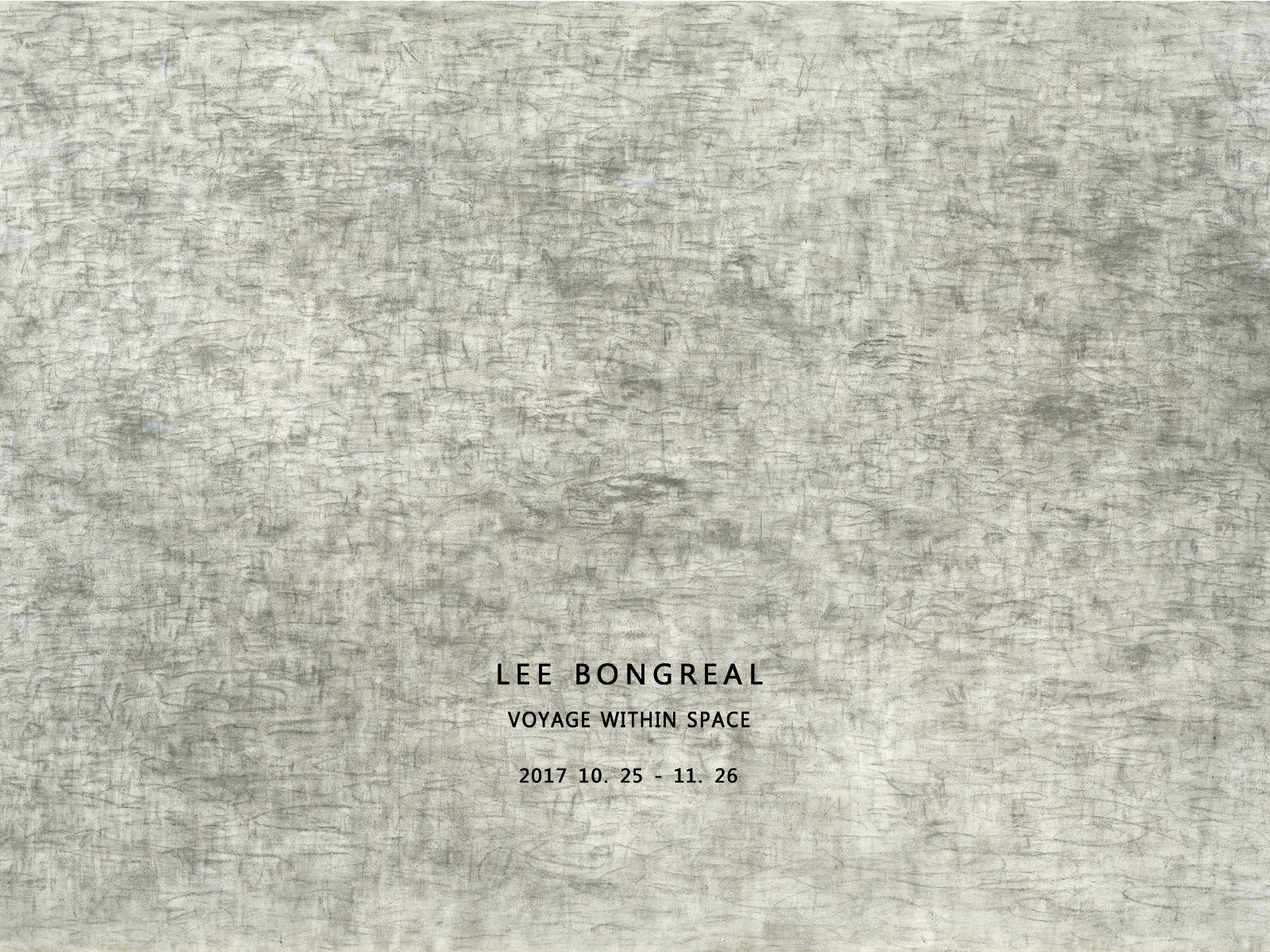 Lee Bongreal - Voyage within Space