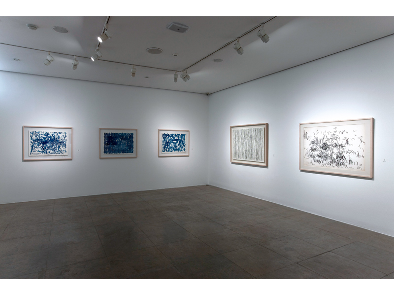 Installation View at GALLERY HYUNDAI, 2014